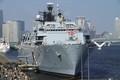 HMSアルビオン。