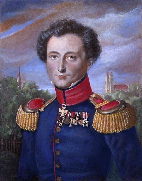 カール・フォン・クラウゼヴィッツ(1780年~1831年)