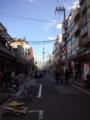 合羽橋からのスカイツリー