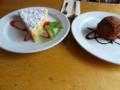 デザート!