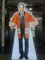 [宮崎]宮崎県庁内東国原知事の看板