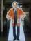 宮崎県庁内東国原知事の看板
