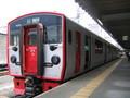 [鉄道]豊肥線普通電車(JR九州815系)  熊本駅にて