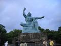 [長崎]長崎平和祈念像