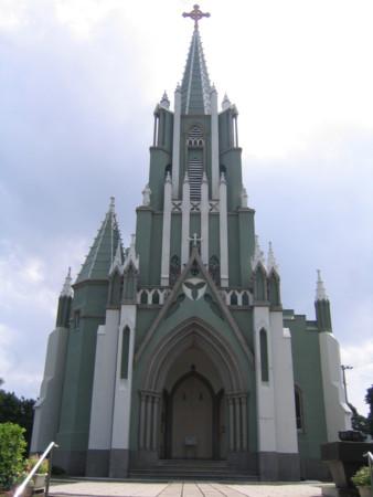 聖フランシスコ・ザビエル記念聖堂(平戸市)