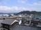 平戸市内遠景  平戸城をのぞむ