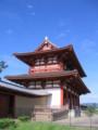 [奈良]平城宮跡 朱雀門