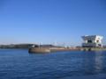 大桟橋旅客ターミナルと象の鼻