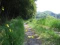 [京都]京都府舞鶴市松尾寺参詣道