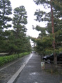 [京都]大徳寺にて