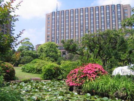 早稲田 大隈庭園