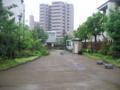 [新宿区]漱石山居跡