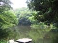 [文京区]三四郎池