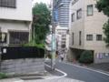 [新宿区]地蔵坂