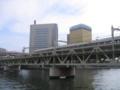 [台東区]隅田公園東武鉄橋