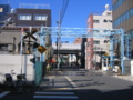 東京メトロ上野検車区