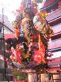 キャナルシティ飾り山笠