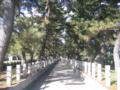 法隆寺前参道