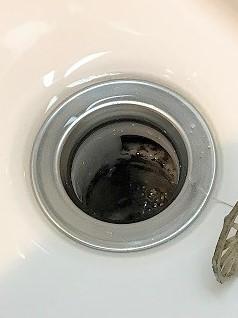 排水溝掃除