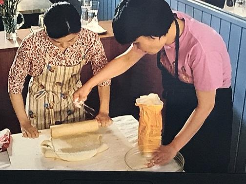 良い香りのパン