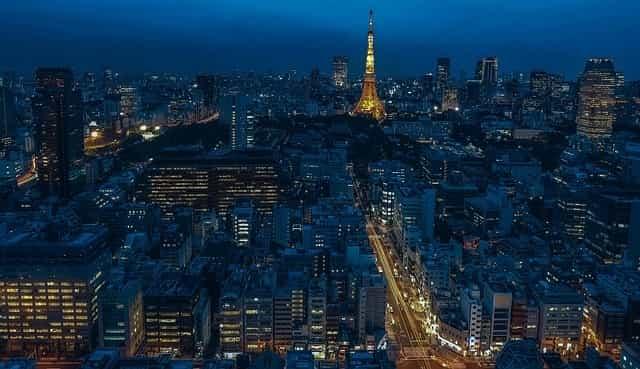 東京エレベーターガール
