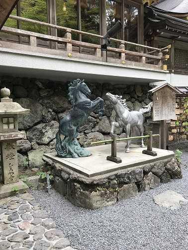 絵馬発祥の地