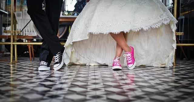 結婚の知らせ
