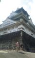 大阪城なう!!!!