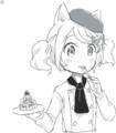 はてなハイカーさん、猫耳っ娘のイラスト欲しい!