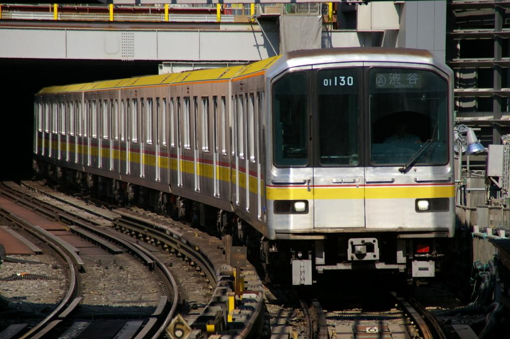 ウソ電 東京メトロ01系B修繕車