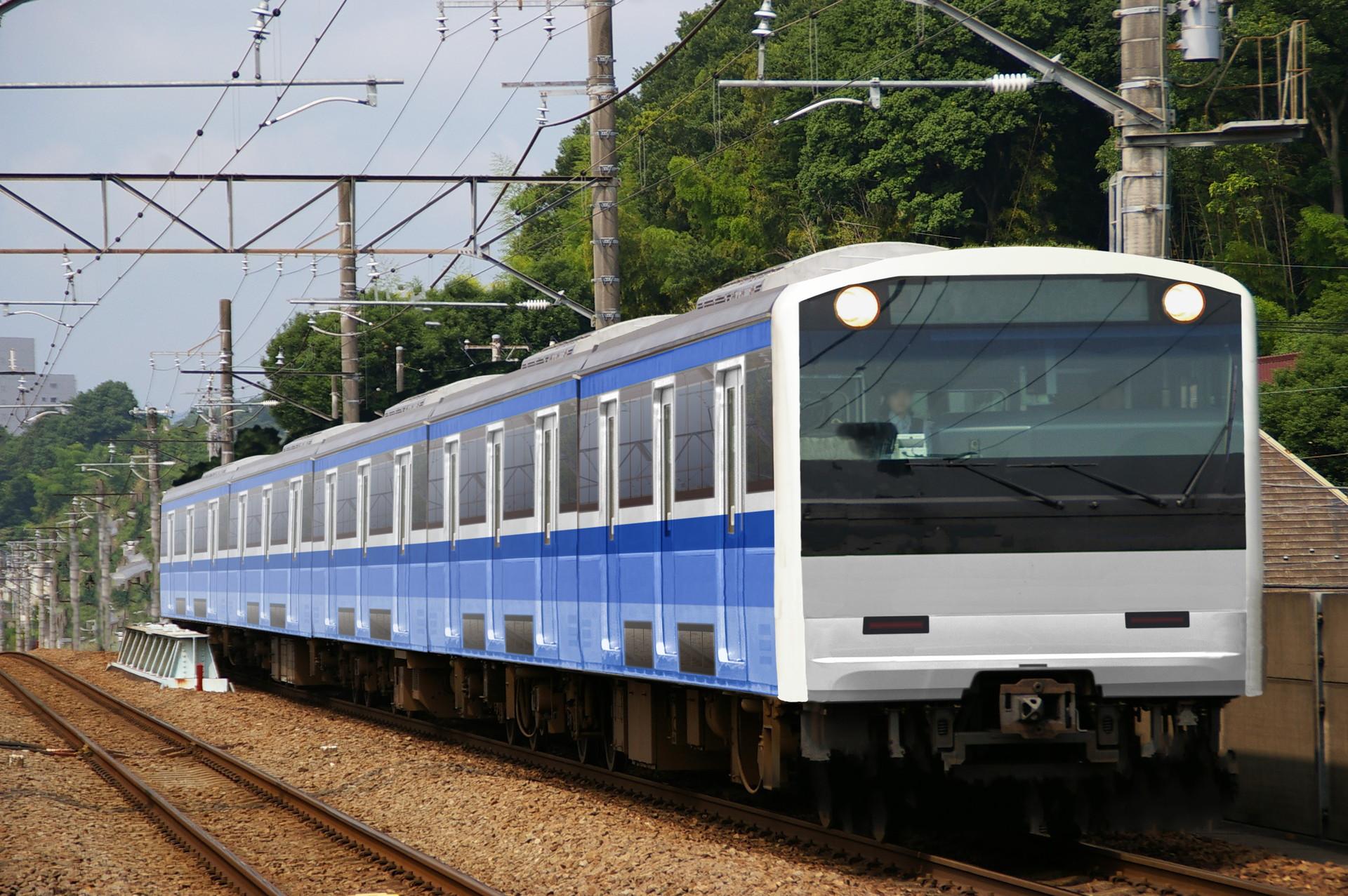 ウソ電 A列車で行こう3D・PC 改良一般型列車