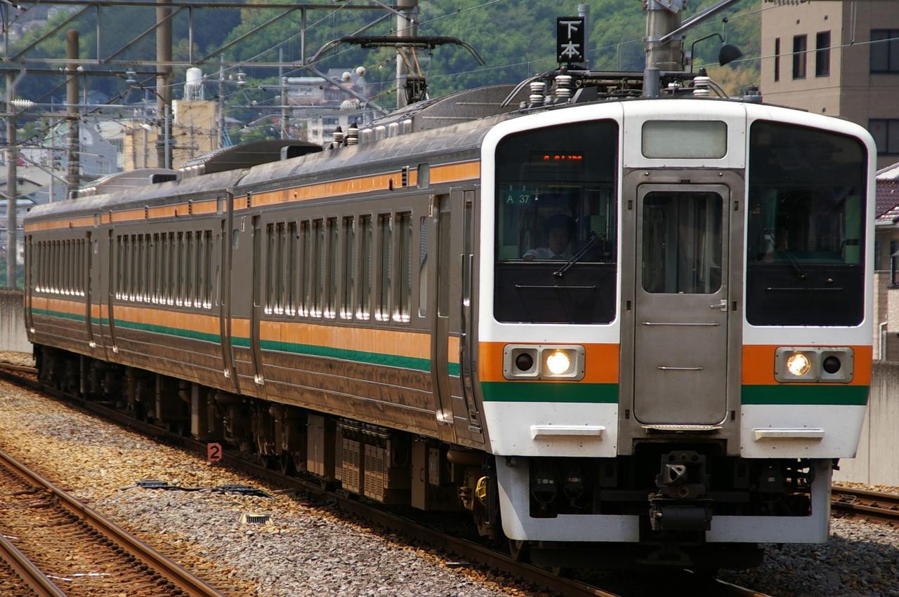 ウソ電 国鉄急行型電車 271系 湘南色