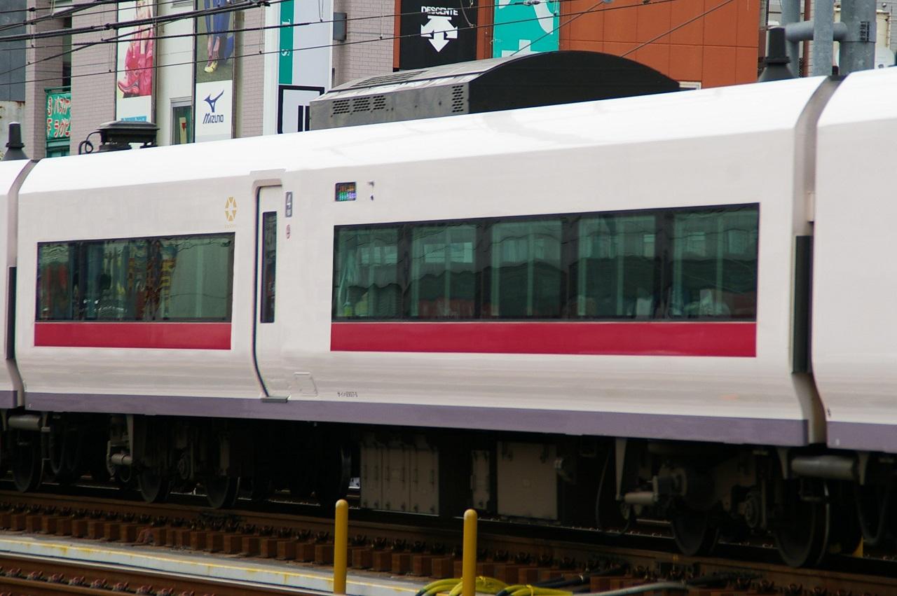 ウソ電 常磐線特急グランクラス サイハE657
