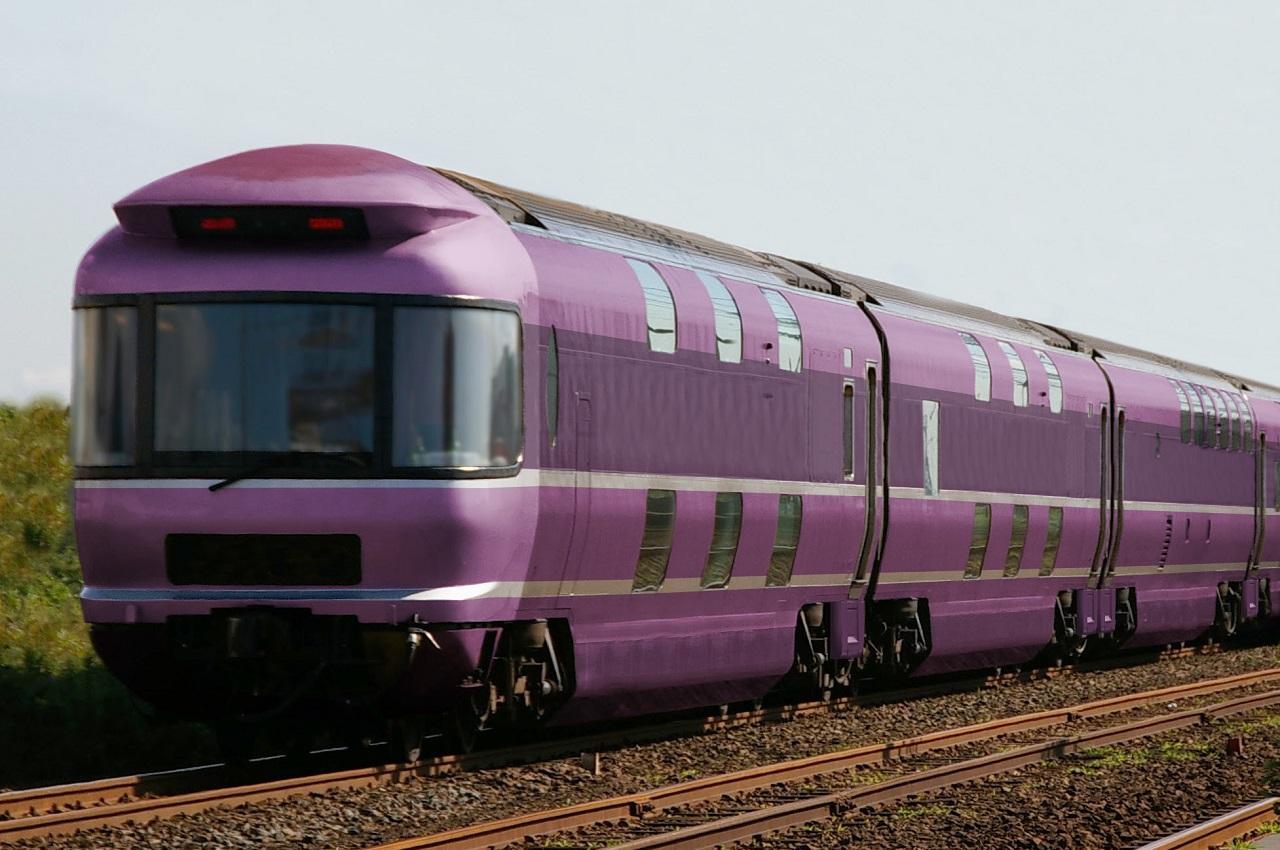 ウソ電 タイ国鉄 E26系もと「カシオペア」