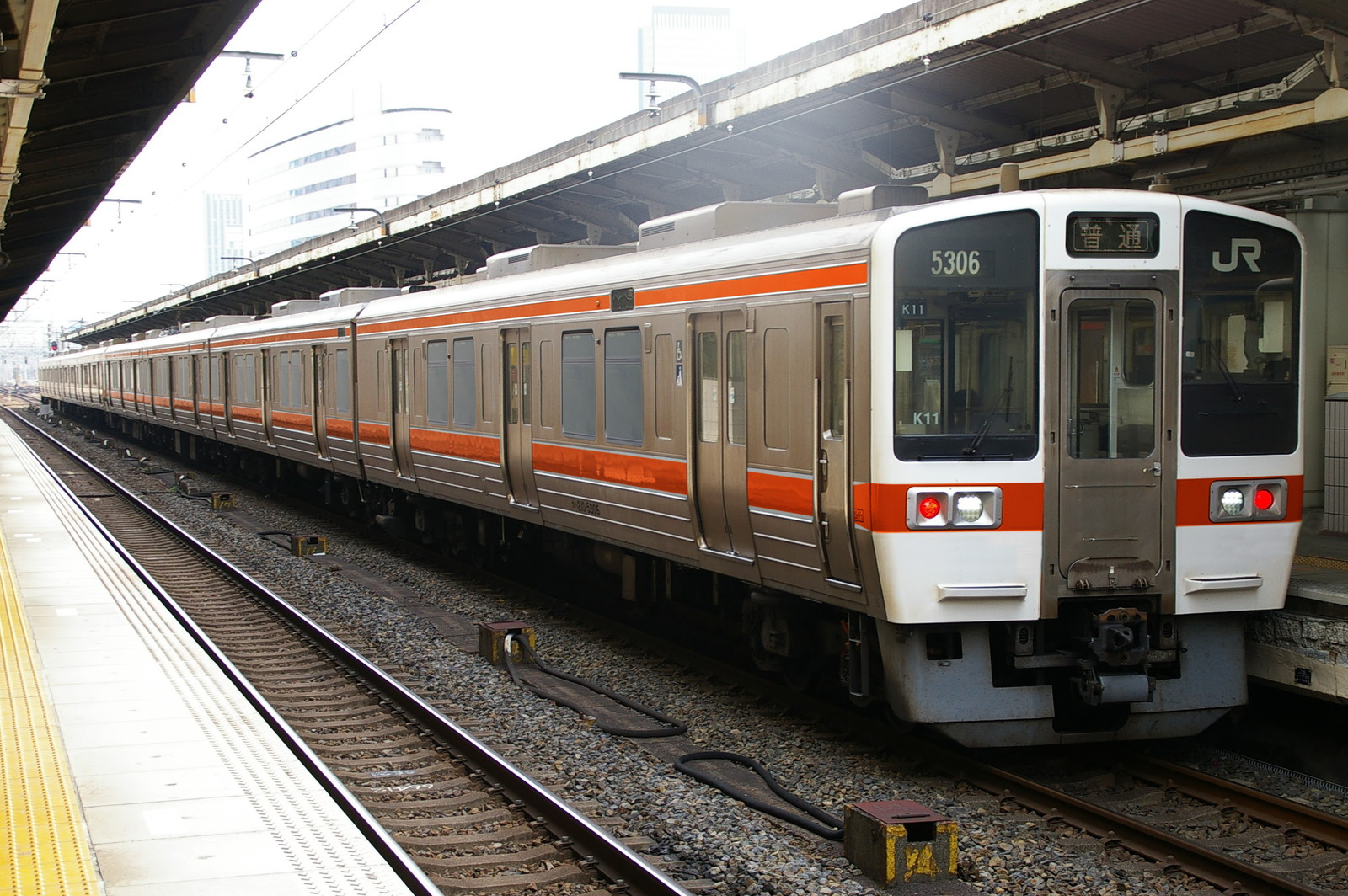 ウソ電 JR東海211系5000番台 大規模更新車