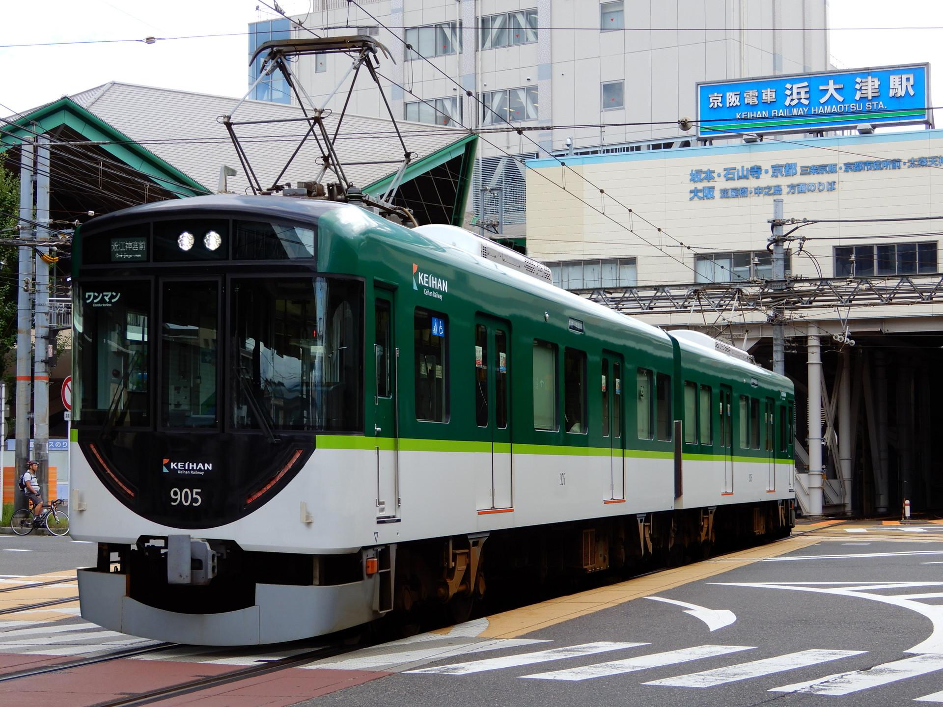 京阪新型車両のウソ電