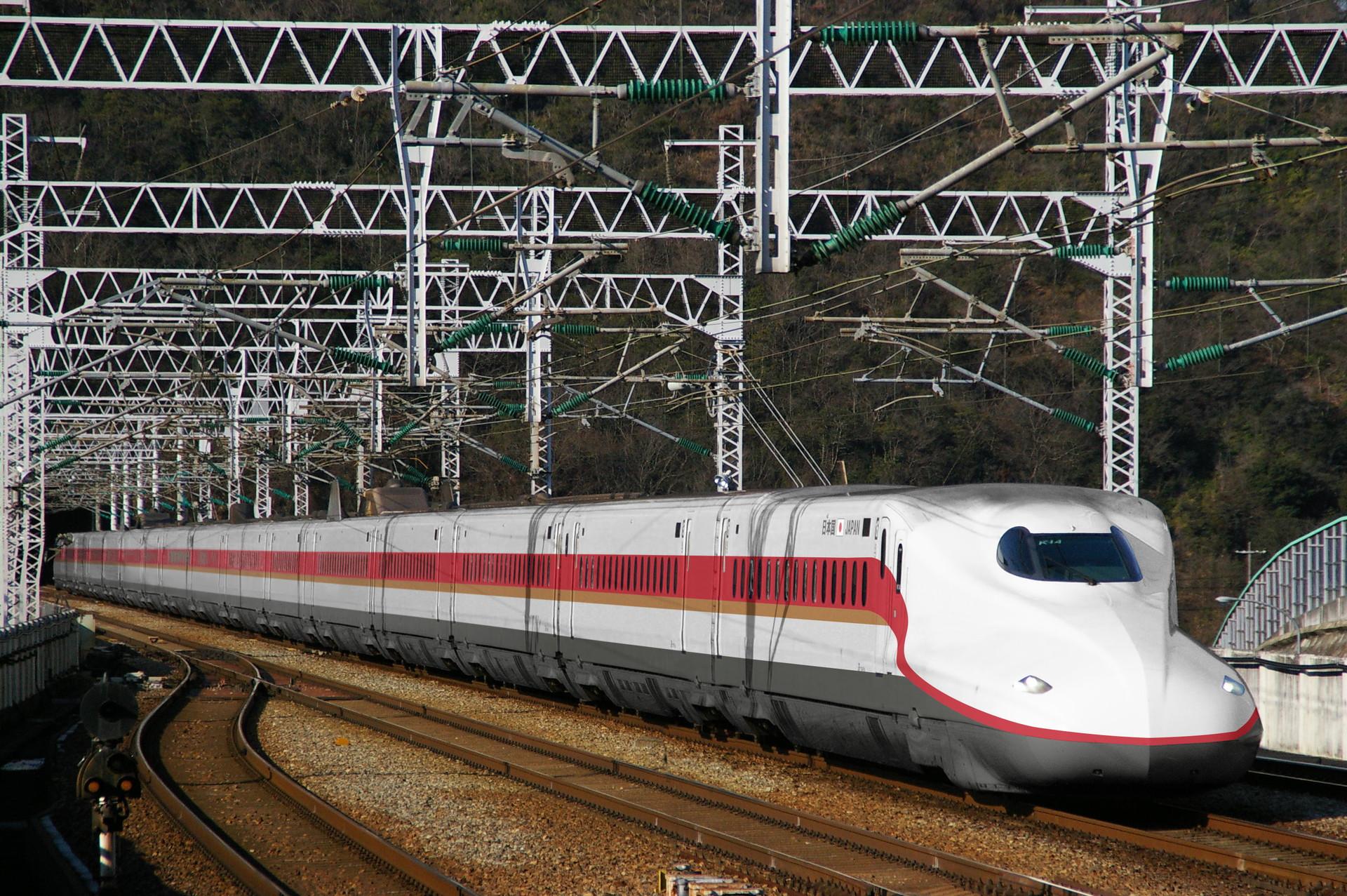政府専用新幹線のウソ電