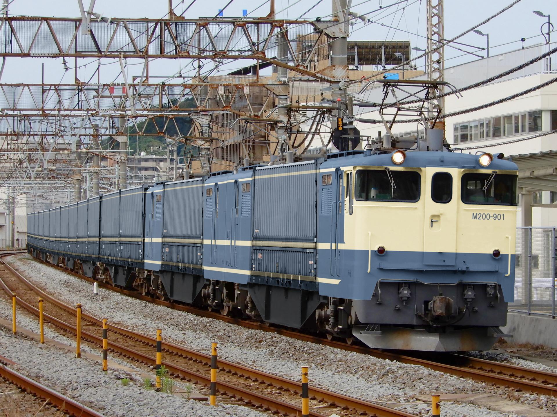 国鉄貨物電車のウソ電