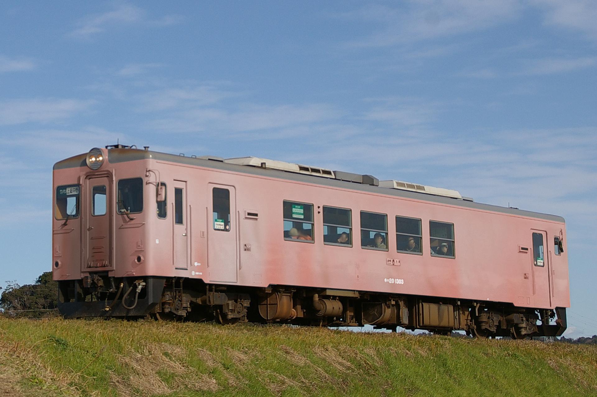 いすみ鉄道キハ20のウソ電