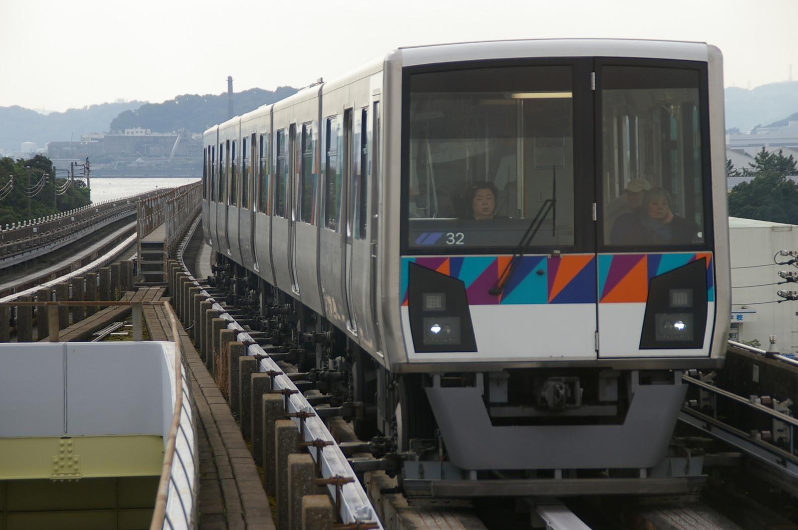 シーサイドライン2000型第32編成