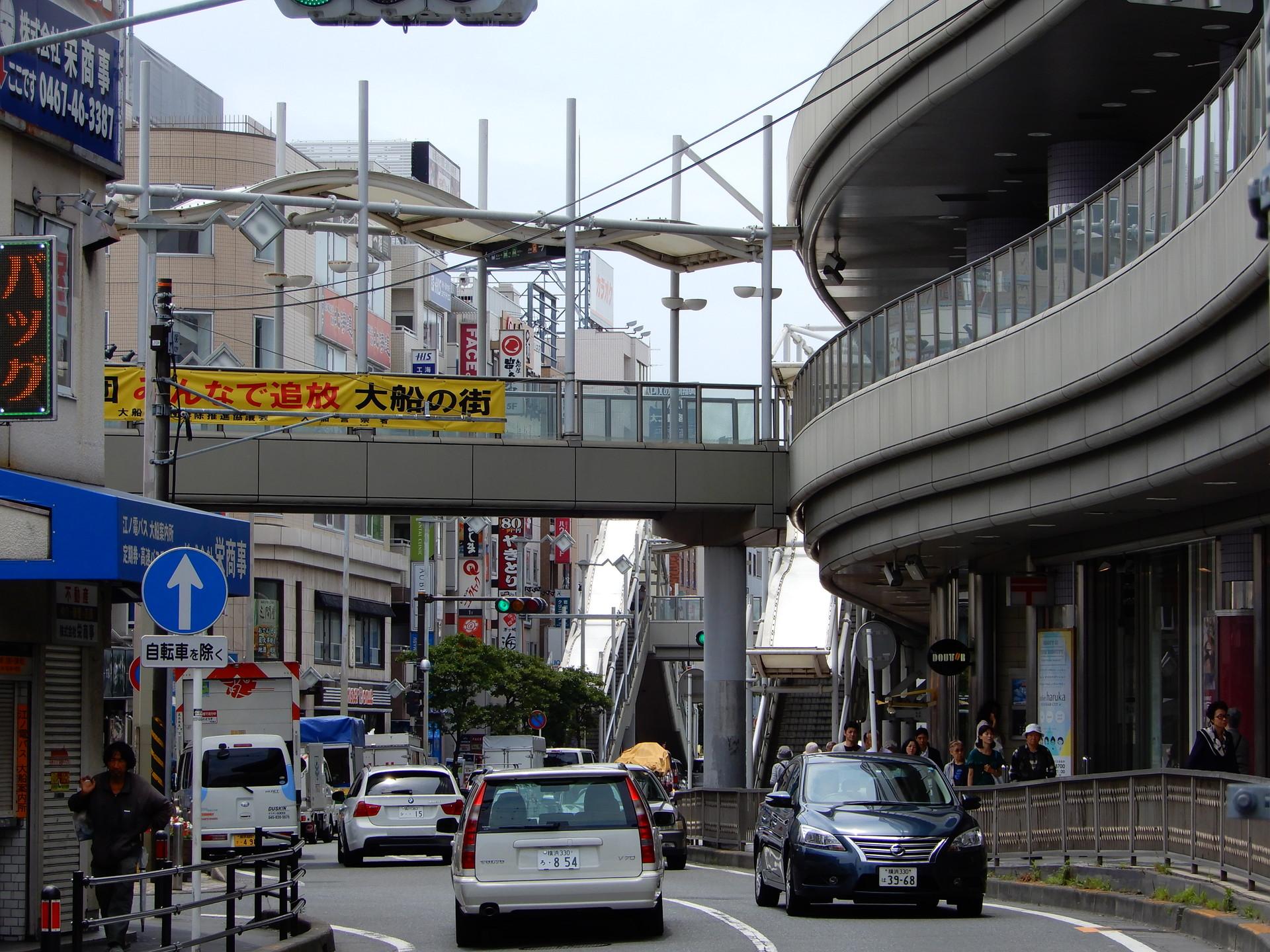 仲通商店街