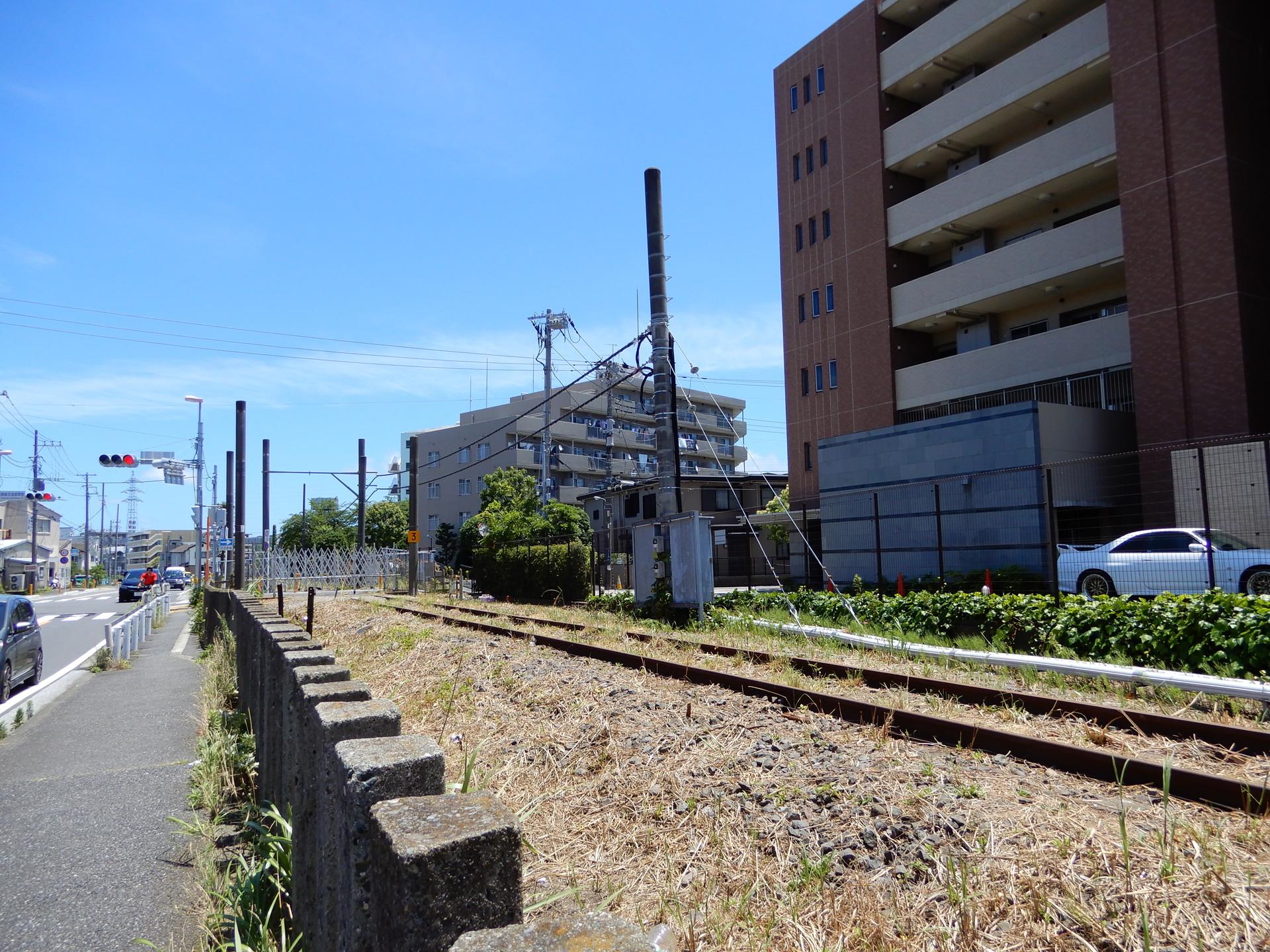 鎌倉武道館東付近