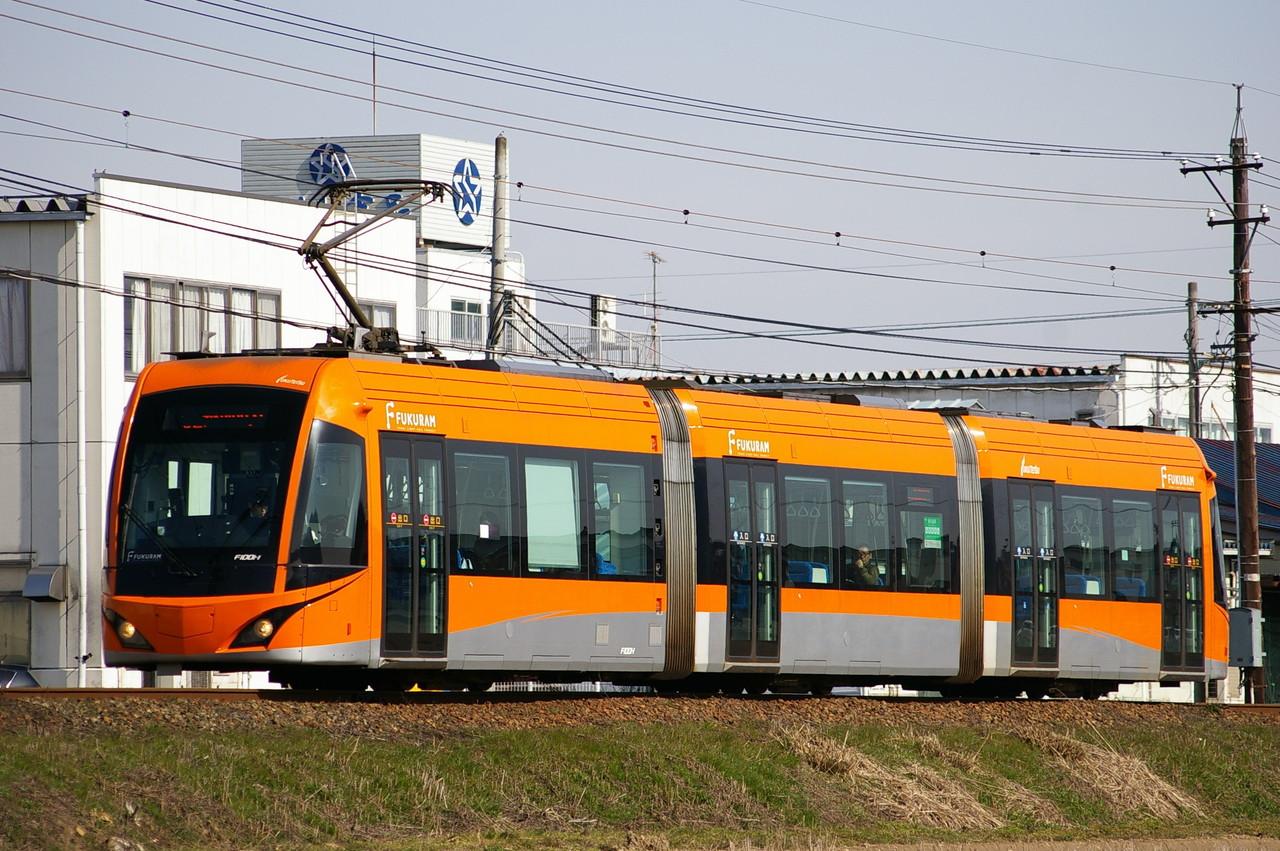 福井鉄道F1000形