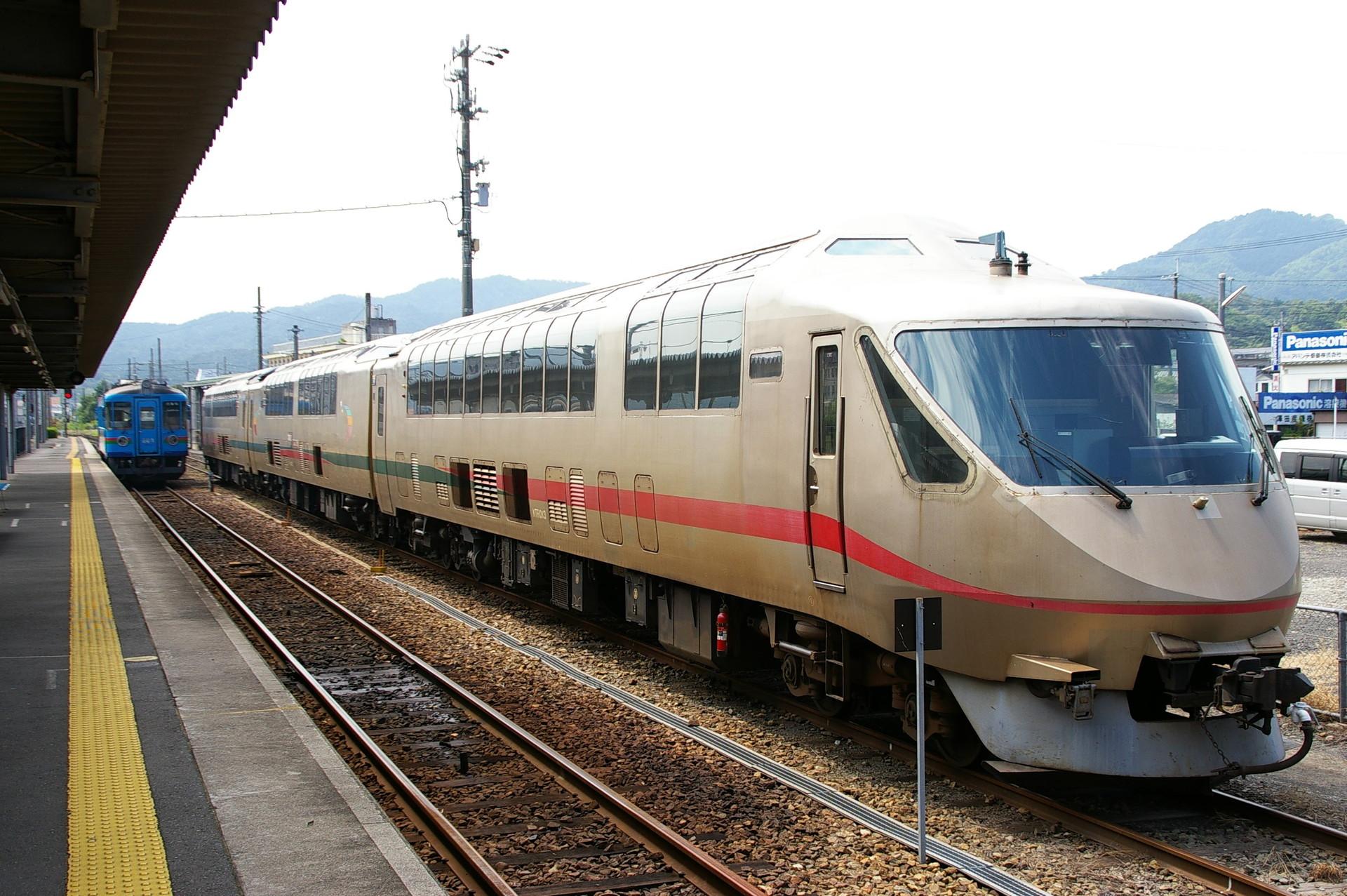 北近畿タンゴ鉄道KTR001系