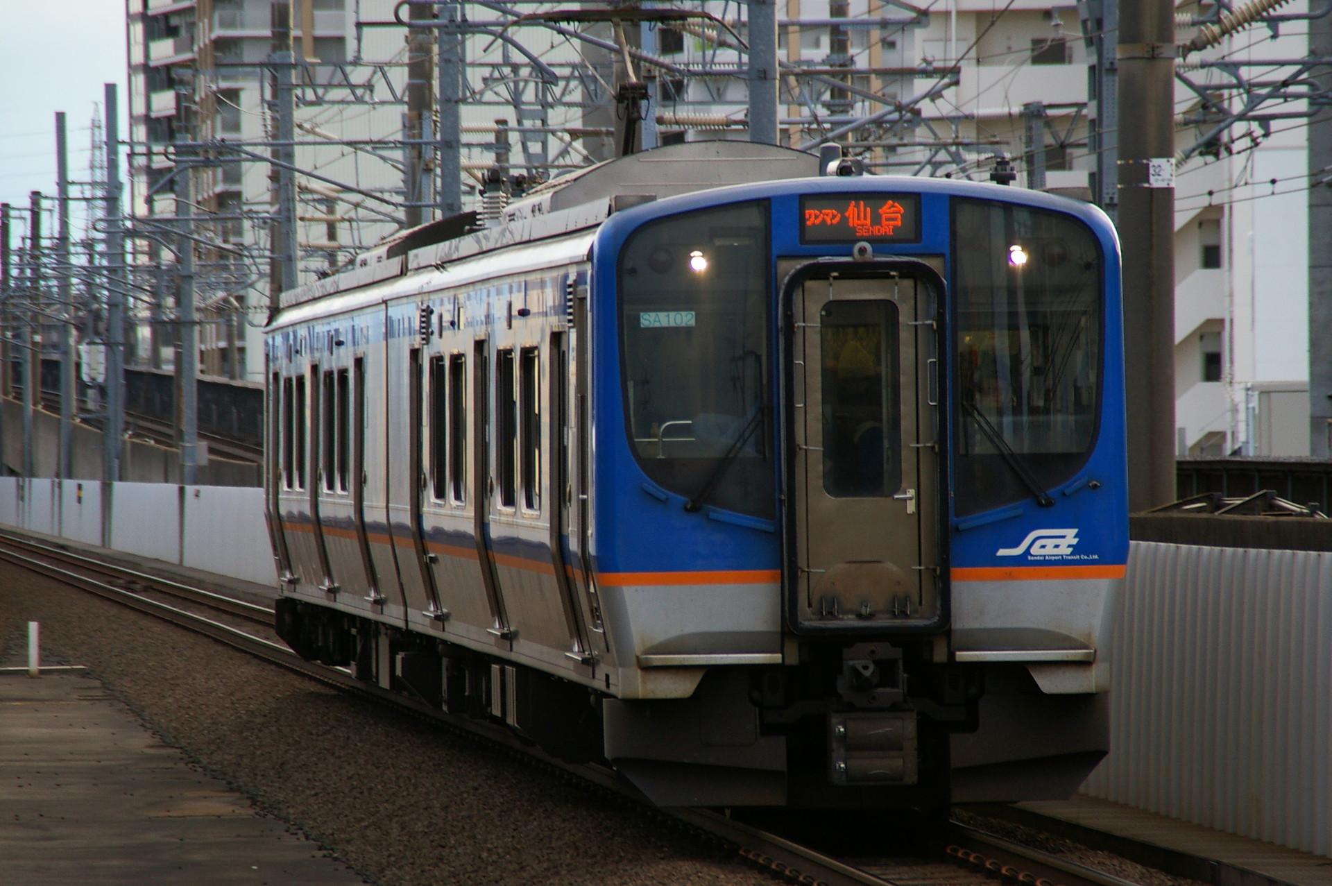 仙台空港鉄道SAT721系