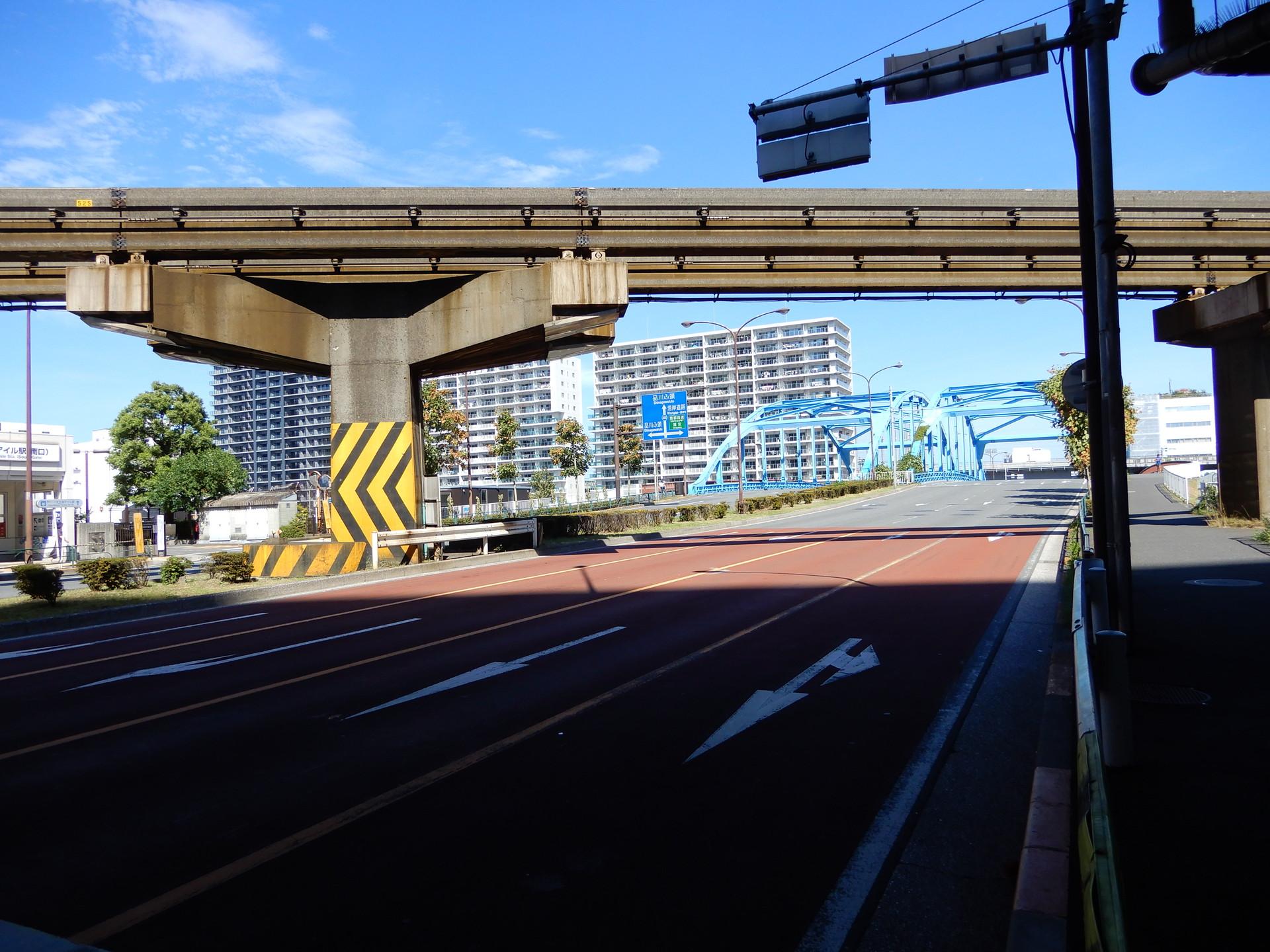 T字型の橋脚