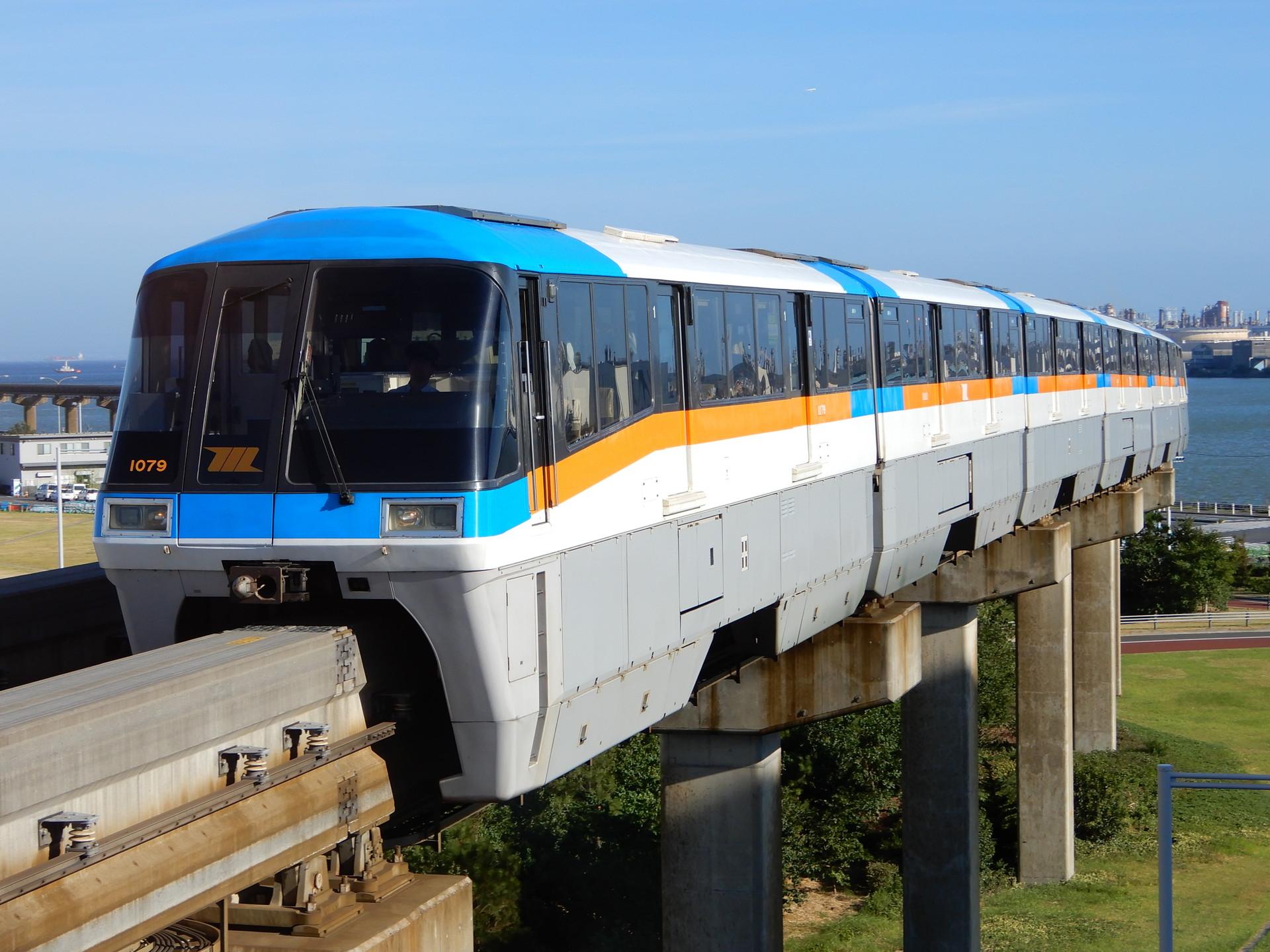 東京モノレール1079F