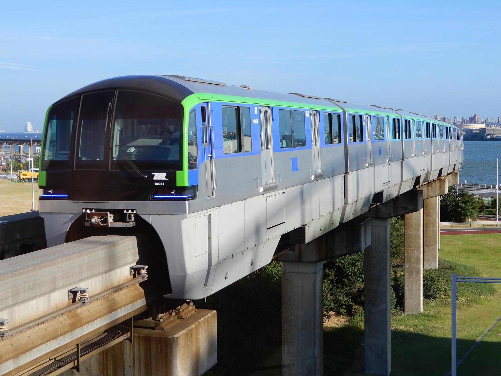 東京モノレール10051F
