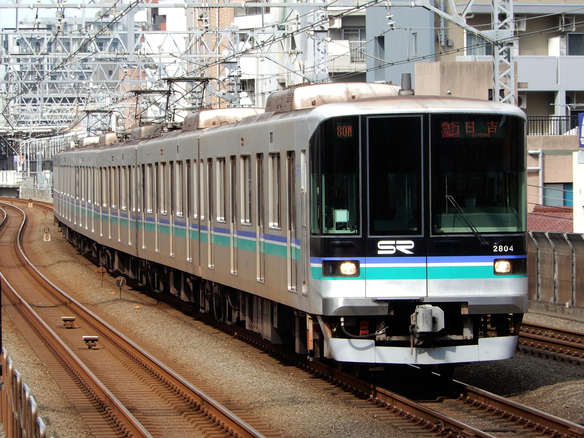 埼玉高速2000系04編成