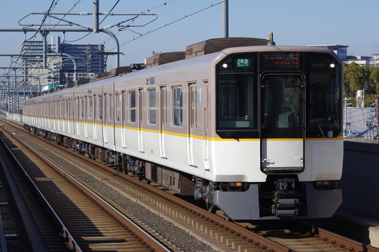 近鉄9820系EH26